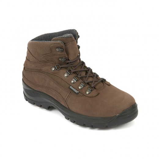 d73b28a12e2 Lovecká trekingová obuv NADMĚRNÁ VELIKOST. 07 g07 hanzel hna d  .jpg hnědá  pr 10