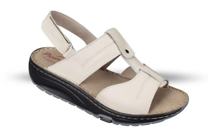 bb0fdccbdb0 Vzor  KOLÉBKA 6262-19 béžová. kolébková zdravotní obuv
