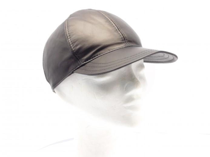 VÝPRODEJ - Kožešinová čepice pánská. dsc00243.jpg džokejka léto černá f506f3585f