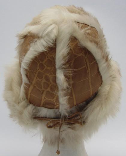 Cheetah    VÝPRODEJ - Kožešinová čepice dámská    6fc0014d60