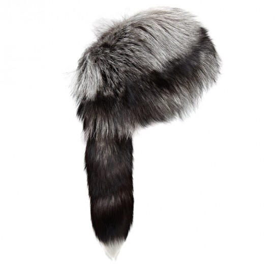 Kožešinová čepice. f05 tatra fox.jpg černá f970ff4910