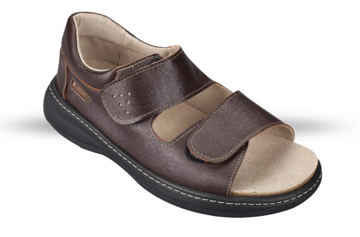 Ortopedická komfortní dámská obuv. julex 1010-15.jpg hnědá 6f59fb42cc