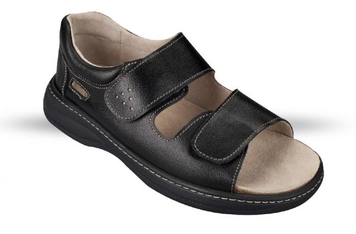 Ortopedická komfortní obuv. julex 1110-10.jpg černá 647b2c4750