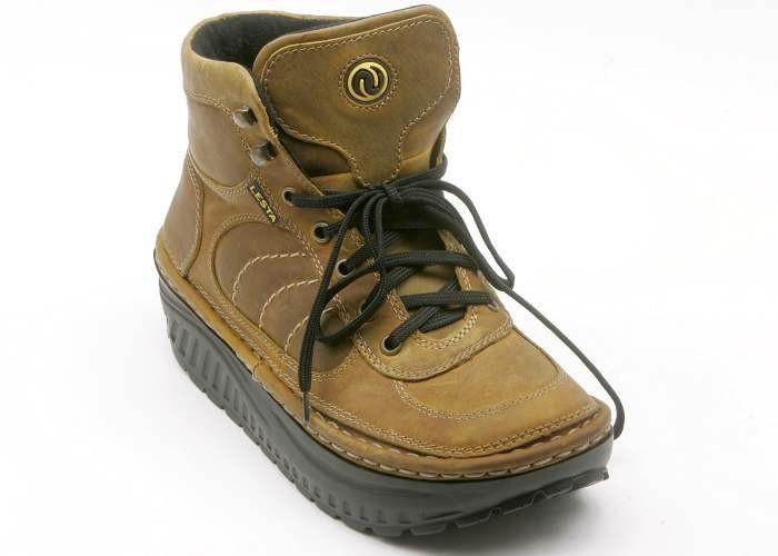 1824a892868 Vzor  LESTA 6185-7-4096 CAMEL. zimní vyteplená obuv