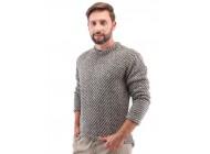 VÝPRODEJ - Pánský vlněný svetr