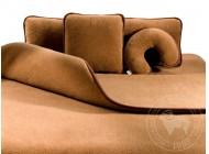 Vlněný polštář CAMELLO 40x40 cm