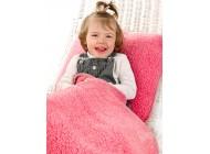 Vlněná dětská deka