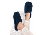 VÝPRODEJ - Vlněné pantofle