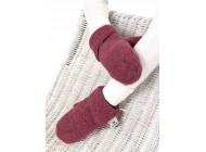 VÝPRODEJ - Rukavice vlněné palčáky