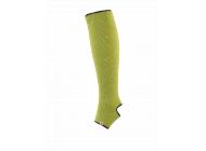 Vlněné vysoké ponožky na jógu YOGA HIGH-SOCKS LIGHT
