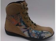 VÝPRODEJ - Dámská kotníková obuv